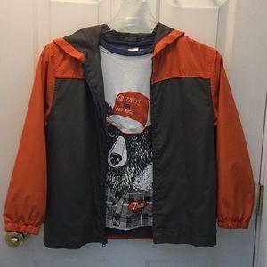 Gymboree bundle jacket n t-shirt